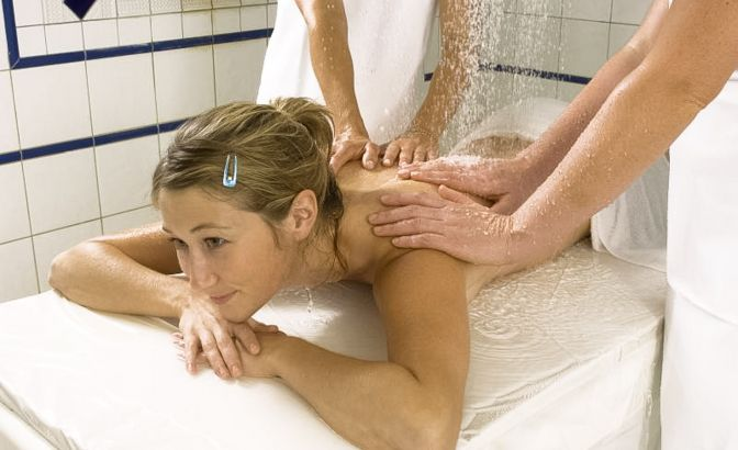 Massage Vichy